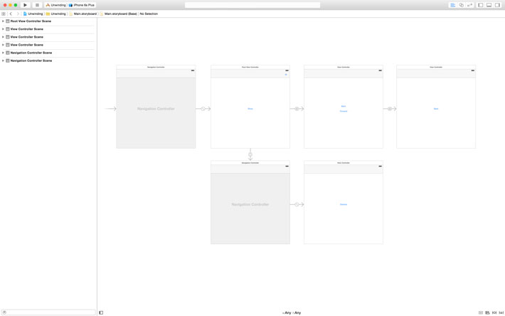 Updating the Storyboard