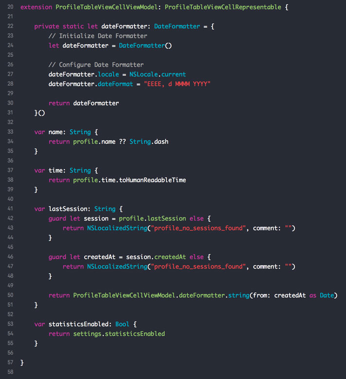 This is the Xcode theme I use.